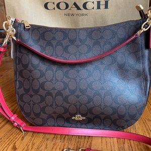 Coach Elle Hobo Handbag  - Retails $398 - NWT